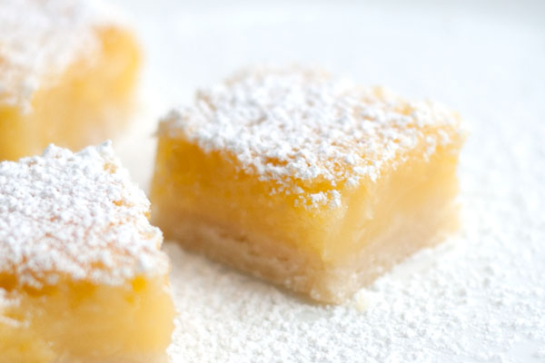 Meyer Lemon Bars | Mommy Bistro