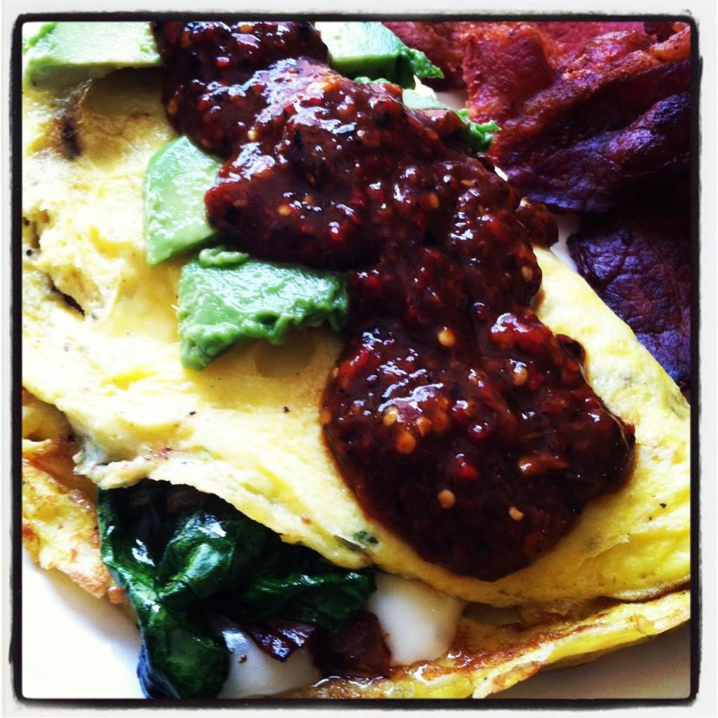Lazy Omelets