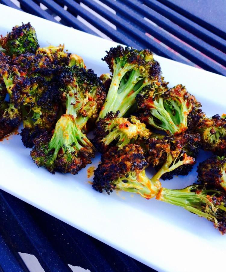 Sriracha Broccoli